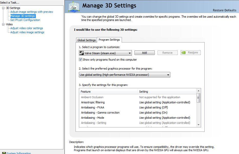 Nvidia_3Dsettings&Steam.JPG