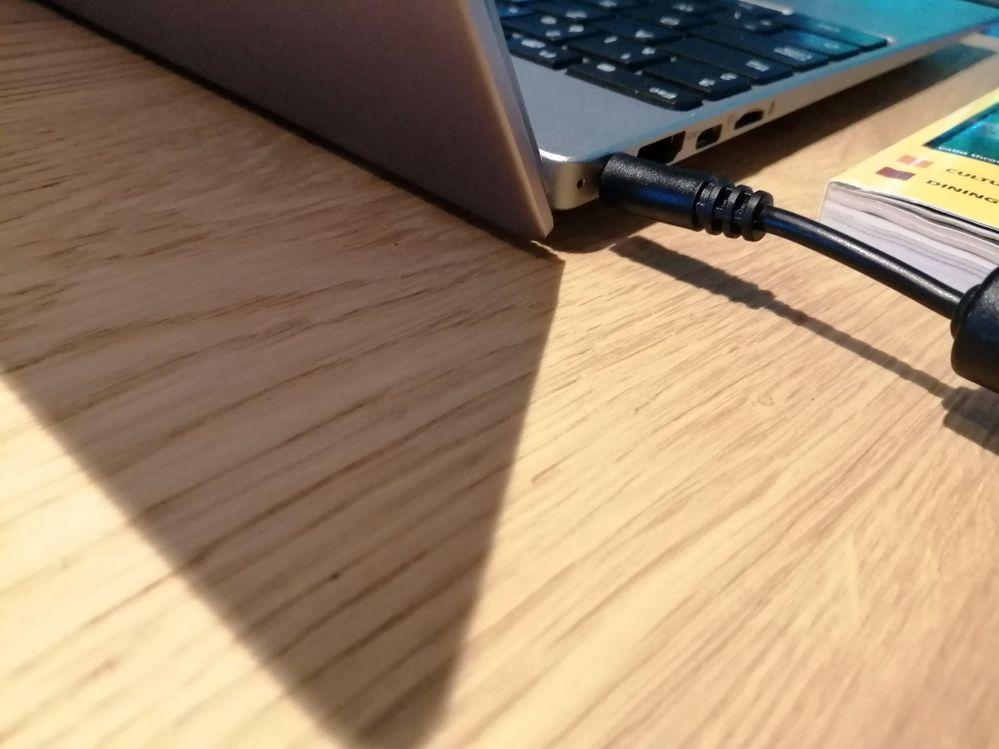 laptop laadt niet