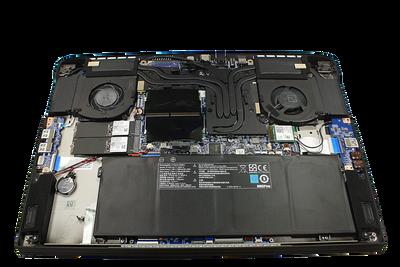 2 x M.2 SSD