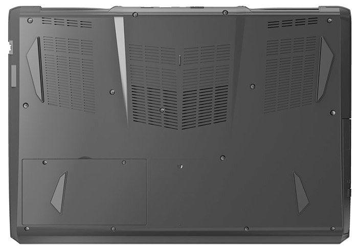 X6601 Unterseite
