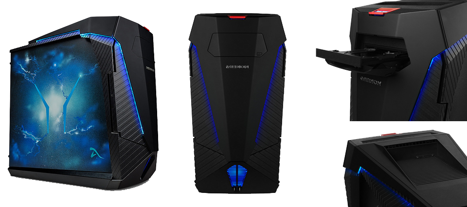 MEDION ERAZER X87001 Limited Edition