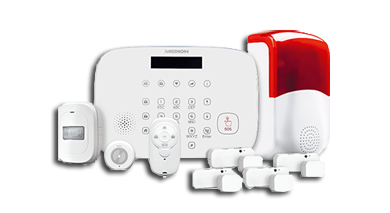 MEDION P85770 Alarm-System