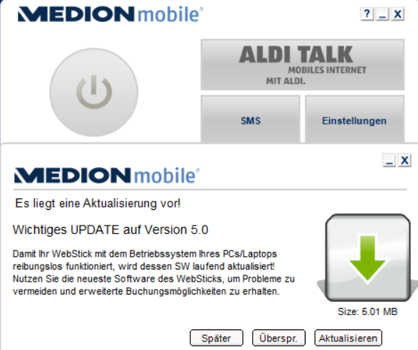 Medion Sim Karte.Web Stick S4113 Md 99140 Fehlermeldung Bitte Sim K Medion Community
