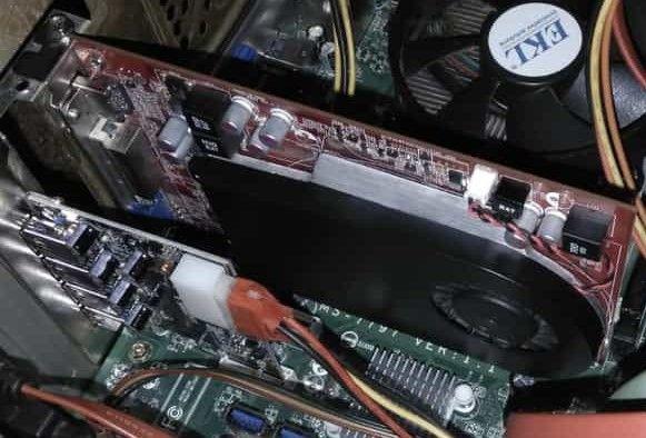 Medion AMD Grafikkarte MT 14