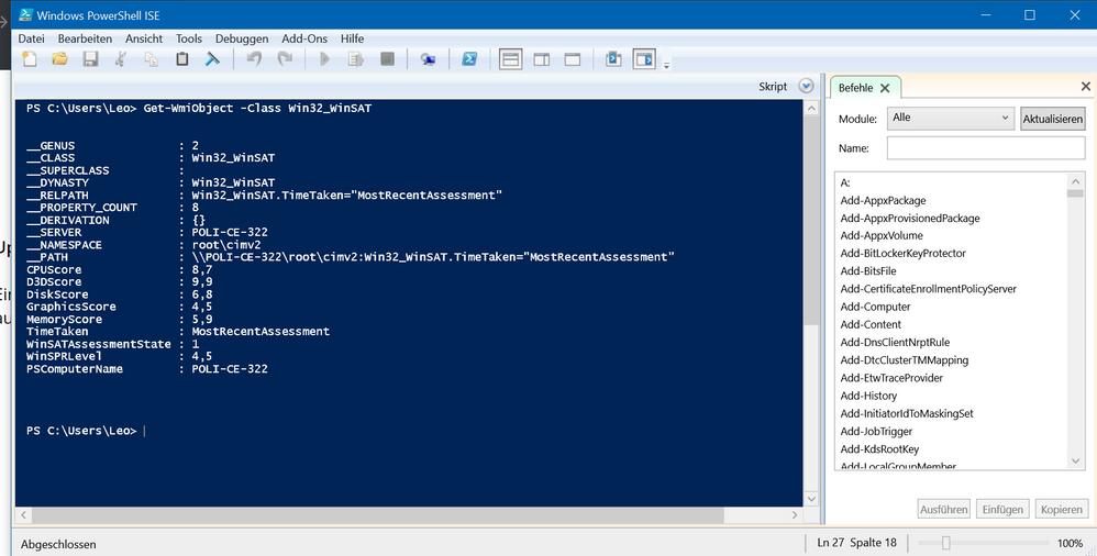 Get-WmiObject -Class Win32_WinSAT.PNG