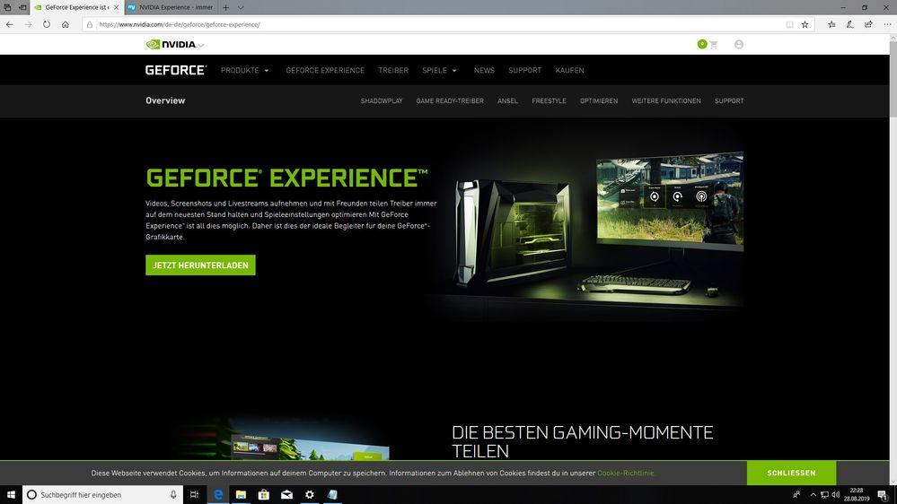 Jeder Nvidia Besitzer sollte das haben...