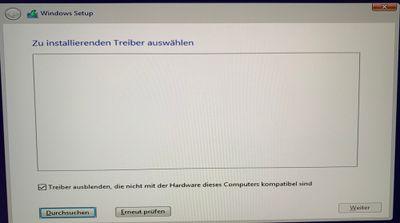 Treiber_leer
