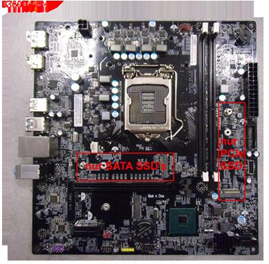 MB ECS B360H4-EM DDR4 S1151