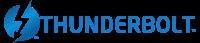 Logo der Intel-Thunderbolt Schnittstelle