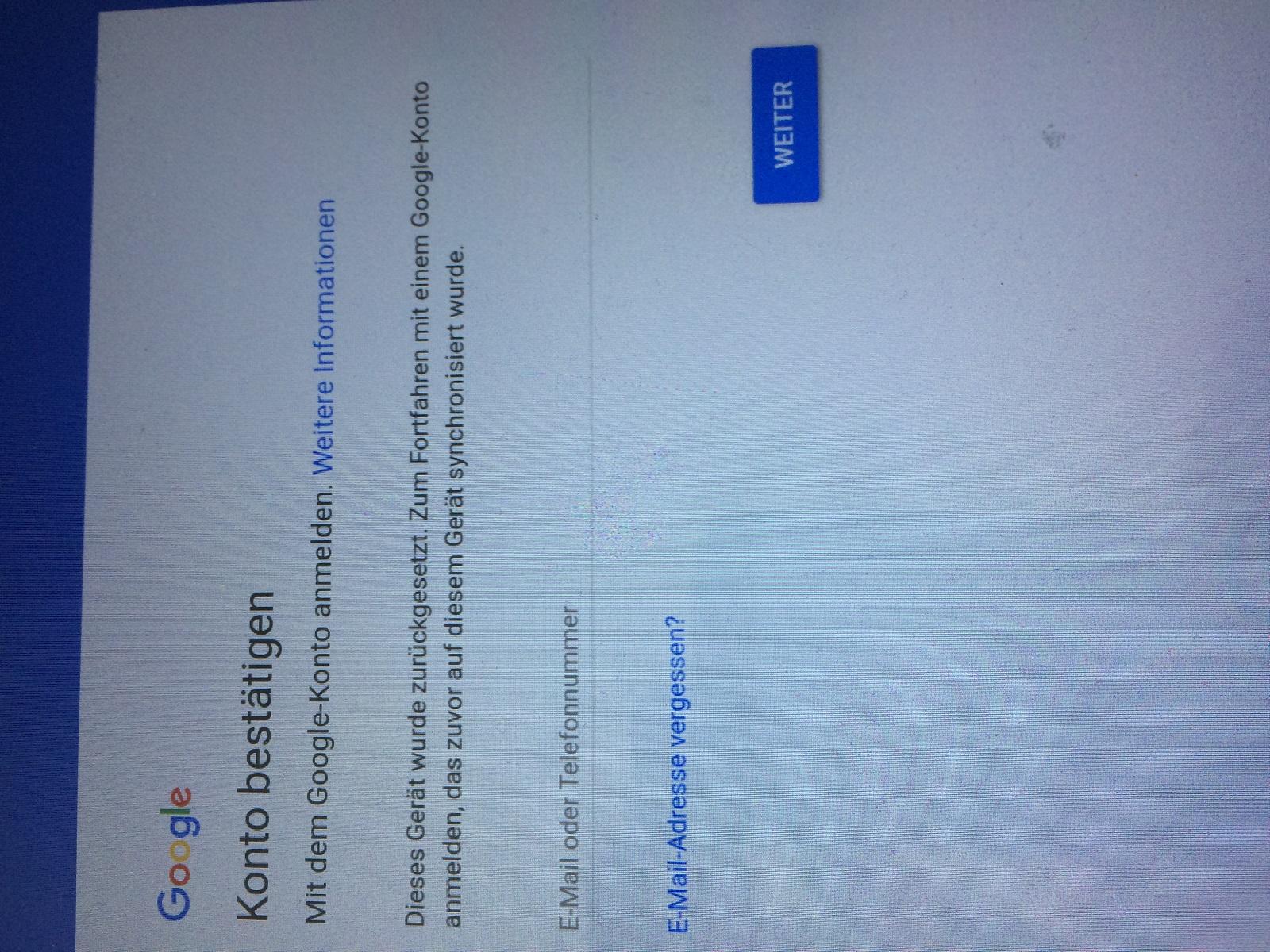mail google anmelden